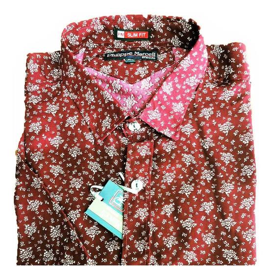 Camisas Manga Corta Philippe Marcell