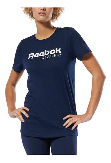 Remera Reebok Classic Classic Mujer