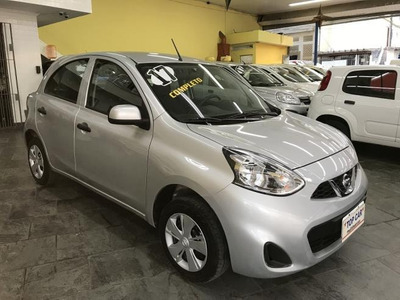 Nissan March 1.0 2017 - Parcelas De R$ 799
