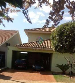 Sobrado Residencial À Venda, Distrito De Bonfim Paulista, Ribeirão Preto. - So0152
