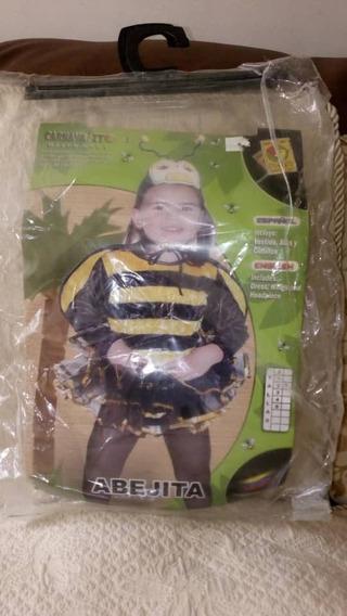 Disfraz Abejita Niños 01 Año
