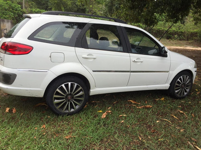 Fiat Palio Weekend 1.4 Attractive Flex 5p 2012