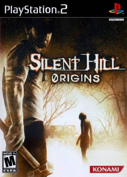 Silent Hill: Origins Jogo Ps2