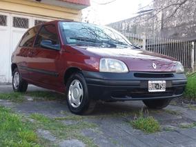 Renault Clio 1.9 Rn 1998 Diesel Base