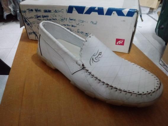 Zapato Náutico Cuero Oferta