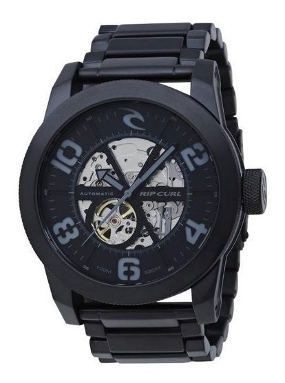 Relógio Ripcurl R1 Automático - Aço - Preto