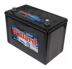 Imagen 1 de 5 de Bateria Willard Ub930 12x100 Toyota Hilux Srw4 Envios A Caba