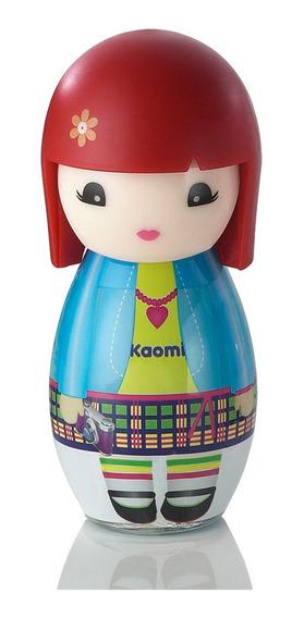 Perfume Dama Kaomi Internacional Diseño Muñeca 50ml Fuller