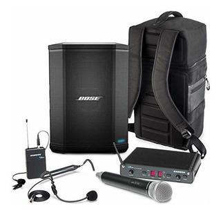 Bose S1 Pro Multi-position Bluetooth Parlante Bundle Samso ®