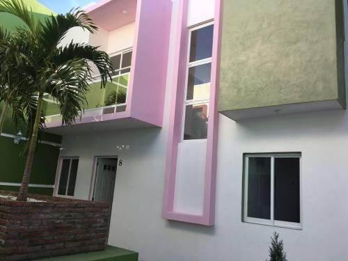 Venta De Casa En Villa De Alvarez Colima Condominio Shambala