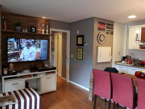 Apartamento Com 2 Dormitórios À Venda, 86 M² Por R$ 800.000,00 - Tirol - Gramado/rs - Ap1256