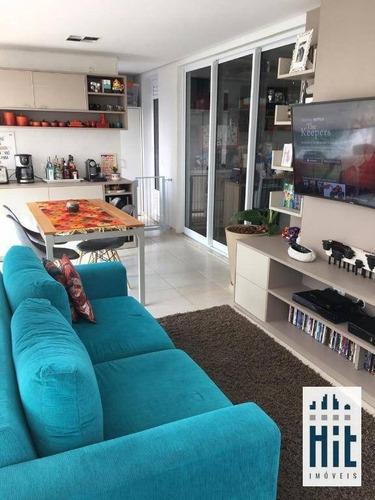 Imagem 1 de 30 de Apartamento À Venda, 69 M² Por R$ 1.100.000,00 - Vila Mariana - São Paulo/sp - Ap3683