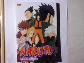 Mangá Naruto Édição Gold Vol-37