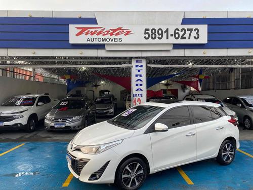 Toyota Yaris 2019 1.5 Xls 16v Cvt 5p