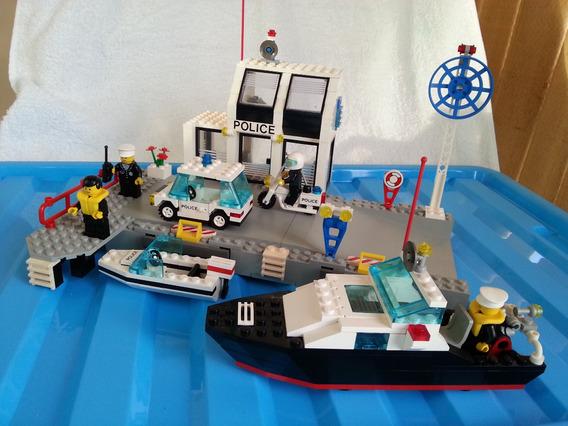 Juguete Lego Vintage 6540-pier Police Set - Ganga 55 Dls