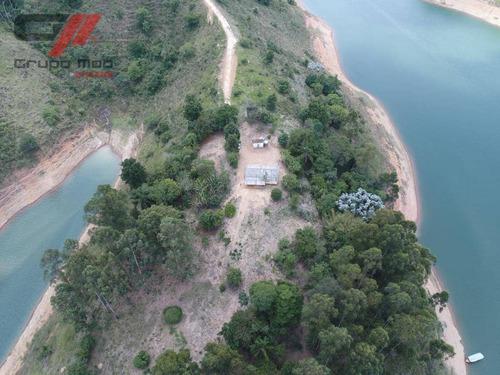 Chácara Com 1 Dormitório À Venda, 72600 M² Por R$ 250.000,00 - Zona Rural - Natividade Da Serra/sp - Ch0026