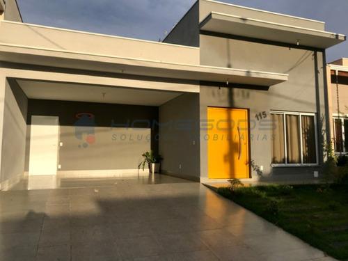 Casa Para Venda Em Parque Hortolandia, Golden Park - Hortolandia - 170m² - R$ 730.000,00 - Ca01147 - 69380921