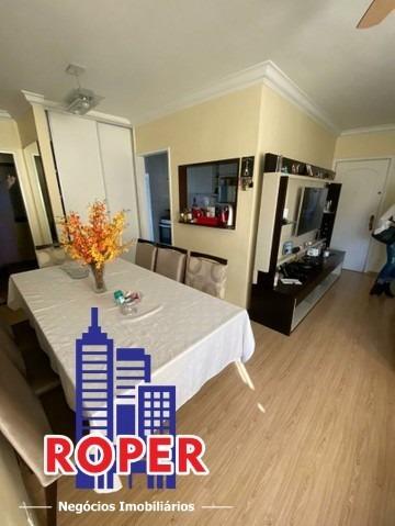 Imagem 1 de 10 de Lindo Apartamento De 3 Dormitórios/1 Vaga À Venda Na Vila Formosa, São Paulo. - Ap01043 - 69267208