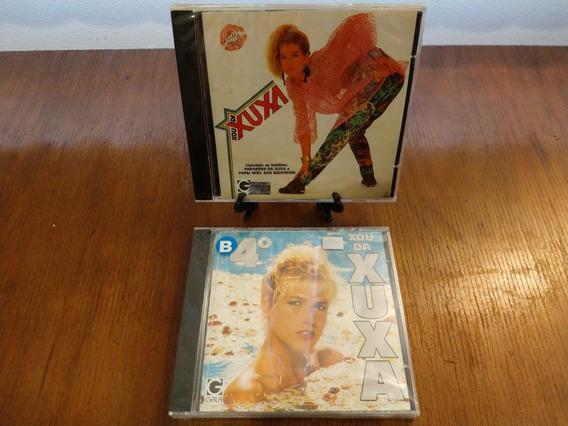 Cd Xou Da Xuxa + Xou Da Xuxa 4 - Gala - Novos E Lacrados