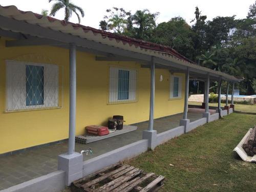 Chácara Em Guaraú A 1800  Do Mar. Ref. 0639 M H
