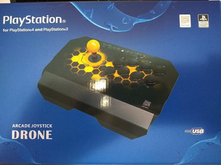 Qanba Drone Arcade Joystick - Ps3, Ps4 Y Pc
