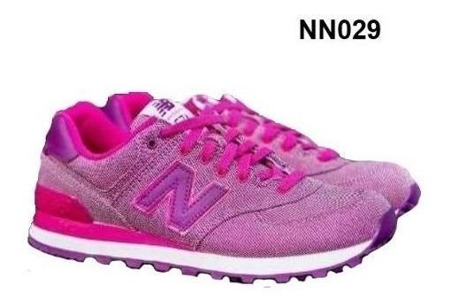 Zapatillas New Balance 574 De Mujer Hay 8 Modelos