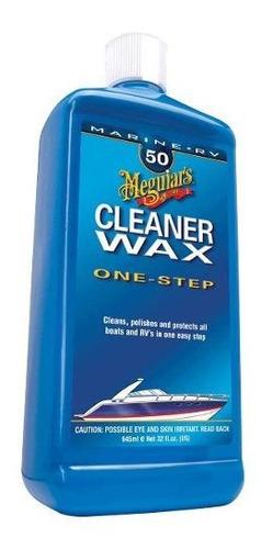 Cera Embarcacion Cleaner Wax #1062 Meguiars G028-09-01-07