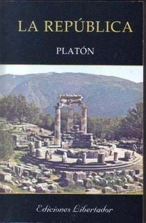 Platón La República Libro Nuevo