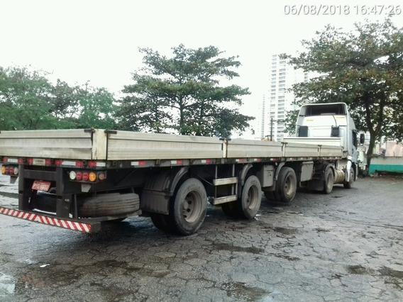 Carreta Porta Container Vanderleia