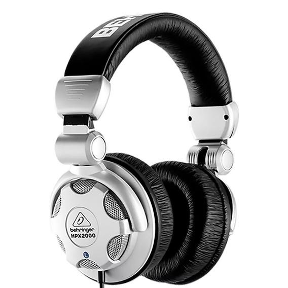 Fone Ouvido Behringer Para Dj Headphone Hpx2000
