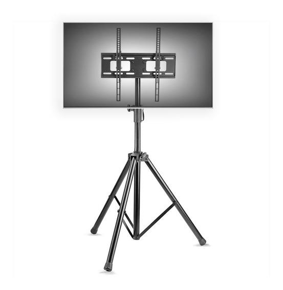 Kit 3 Unid. Pedestal Tripé Regulável Tv 32 A 55 A06v4_tp Elg