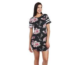 6dd38d30d Vestido Floreado Para Mujer Thinner Pr-3207292