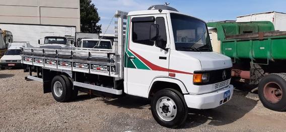 Mb 709 / 94 Carroceria / Aceito Troca Carro Caminhao