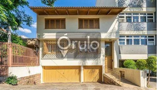 Cobertura Com 3 Dormitórios À Venda, 267 M² Por R$ 689.000 - Petrópolis - Porto Alegre/rs - Co0004