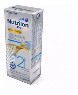 Nutrilon 2 Brick De 200ml De 6 A 12 Meses Magistral Lacroze