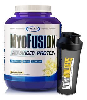 Whey Protein Myofusion Advanced 1,8kg + Shaker - Gaspari