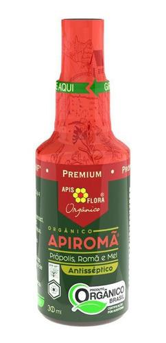 Apiromã Orgânico(spray Mel,própolis E Romã) 30ml- Apis Flora