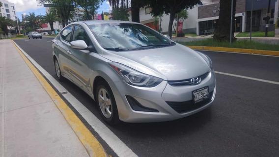 Hyundai Elantra 1.8 Gls Premium At 2015