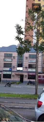 Sala Comercial Com 01 Vaga De Garagem - Sa0307