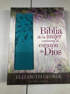Biblia De La Mujer Conforme Al Corazón De Dios, Reina Valera