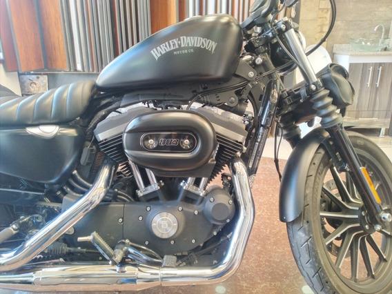 Harley Davidson Spor Sportster