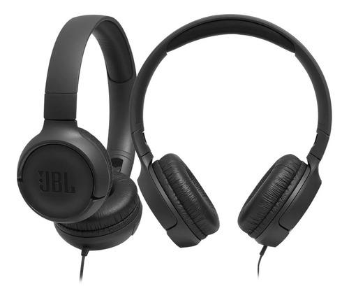 Auriculares Jbl T500 Plegable Vincha Manos Libres - Otec