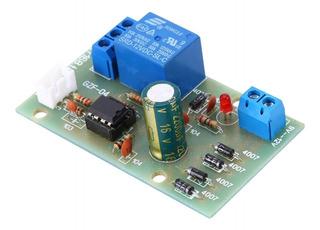 Modulo Controlador Nivel De Liquido Agua - Detector Nivel