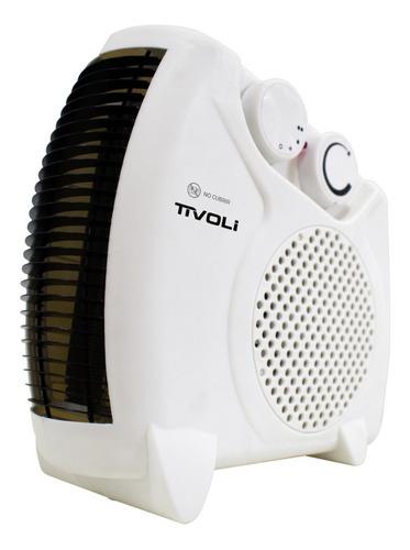 Imagen 1 de 8 de Caloventor Tivoli Con Termostato 2000w