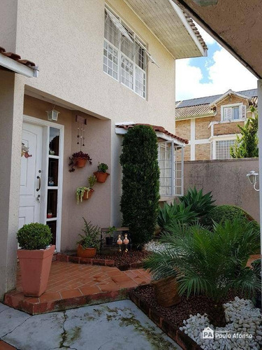 Casa Com 3 Dormitórios À Venda, 210 M² Por R$ 700.000,00 - Jardim Das Azaléias - Poços De Caldas/mg - Ca0087