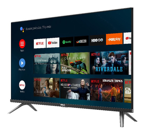 Smart Tv 32 Rca And32y Android Tv Led Hd Usb Hdmi
