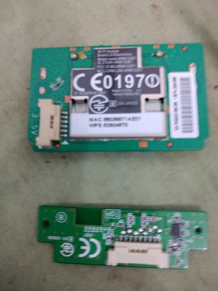 Placa Wifi Tv Lg55la6610