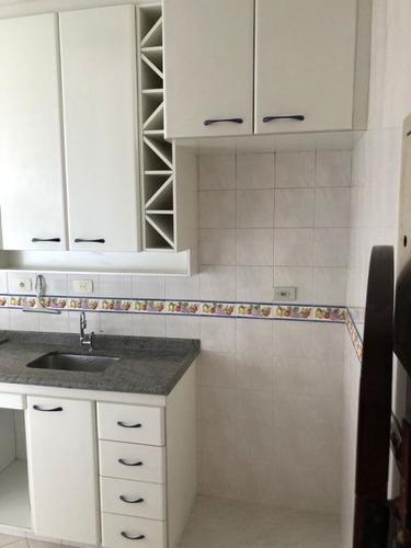 Lindo Apartamento De 2 Dormitórios + 1 Em Santa Terezinha - Mi84261