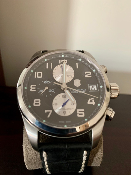 Swiss Army Ambassador Xl Limited Edition Chronograph
