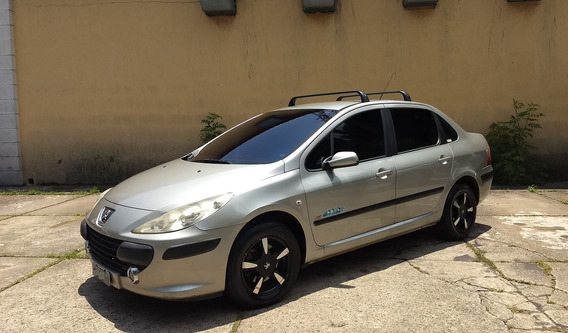 Peugeot 307 Sedan 1.6 Flex Presence Completo Multimidia
